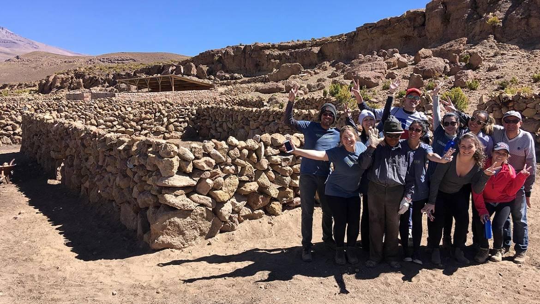 Voluntarios Brasileños llegan a Iquique para trabajar junto a comunidades en el altiplano de Tarapacá